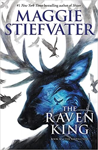 The Raven King (the Raven Cycle, Book 4) (Raven Boys)