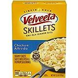 Velveeta Skillets Chicken Alfredo Cheesy Dinner Kit (12.5 oz Tray)
