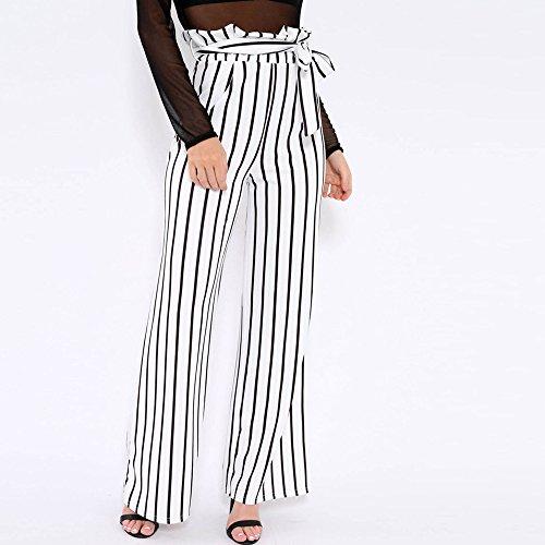 Chic Casual tailleLarge Grande Automne Sarouel Taille Lger Pantalon lastique Jambes Crayon Leggings Blanc Pantalon Waistband et Elegant Fluide Sport Neuf t Femme Haute Overmal RAqwOO