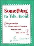 Something to Talk About, Kathleen Olson, 0472087606