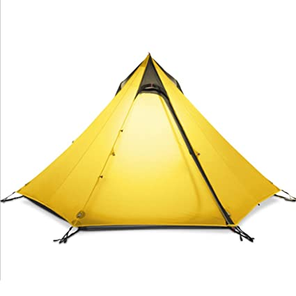online retailer f8b34 c0813 Amazon.com : LS Ultralight Outdoor Camping Teepee Pyramid ...