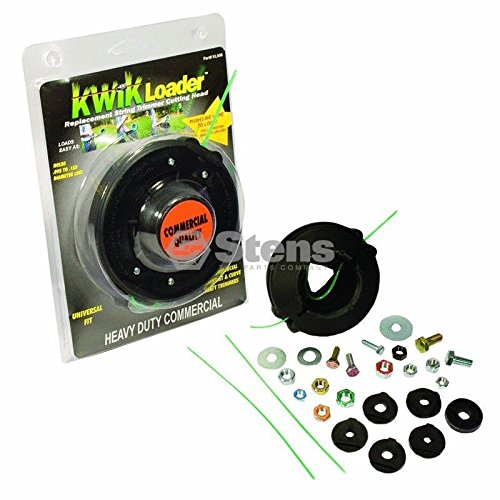 Fixed Dual Line Trimmer Head; Kwik Products Kl650 -