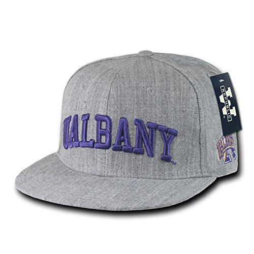 W Republic NCAA Game Day Fitted Cap College Caps - Univ at Albany, 7 5/8