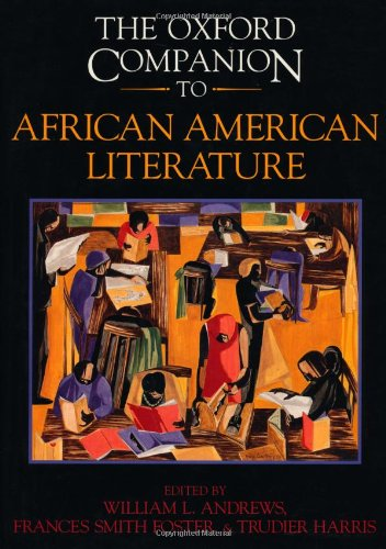 Search : The Oxford Companion to African American Literature
