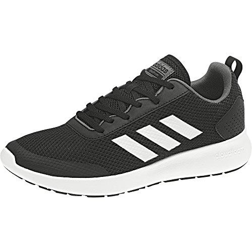 Foncã blanc Noir Adidas Running gris Element Homme Race De Cloudfoam Chaussures qAwvgq