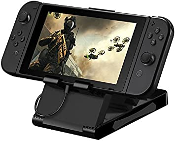 NS Soportes, portable Height Adjustable Play Stand Nintendo Switch ...