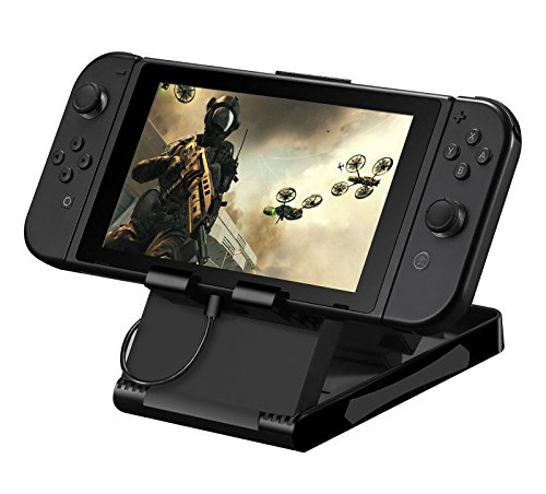 KJH Compact Playstand Destop Stand Bracket for Nintendo S...