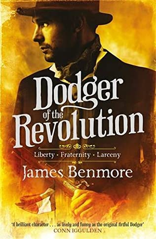 book cover of Dodger of the Revolution