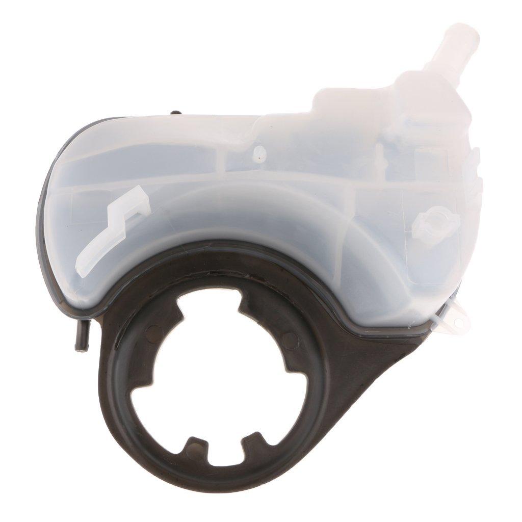 Baoblaze Car Engine Coolant Radiator Recovery Expansion Tank Bottle For Jaguar X Type