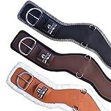 Total Saddle Fit - Shoulder Relief Cinch - Western Cinch (Black, 34