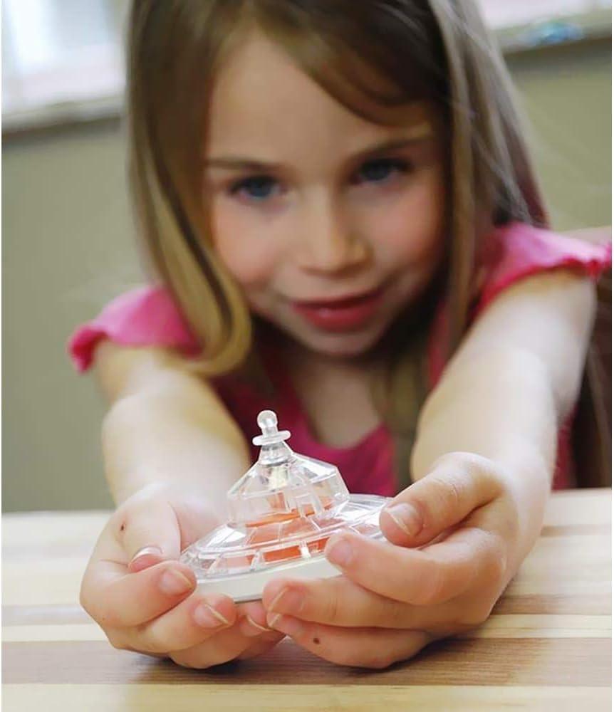 TEDCO Toys 00018 Gravitron Space Gyroscope Peggable Card