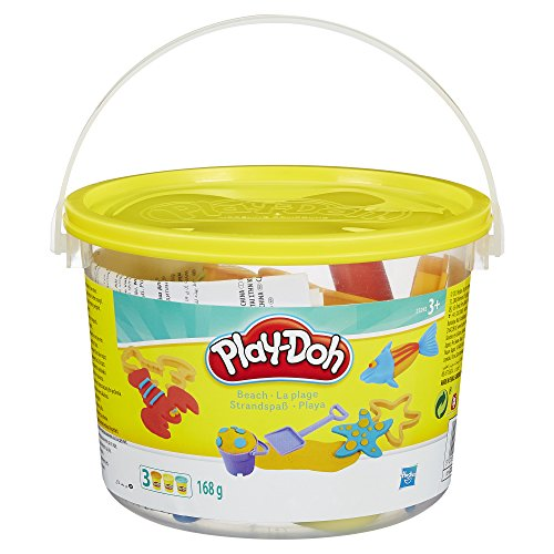 PLAY-DOH Beach Creations Bucket (Play Doh Bucket)
