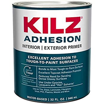 Amazon Com Kilz Adhesion High Bonding Interior Exterior