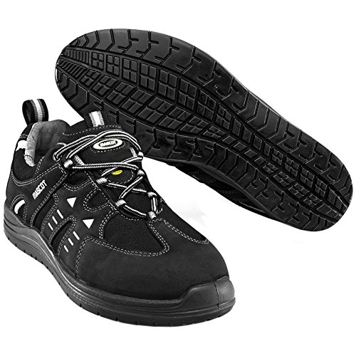 Black 44 9888 Shoe 1144 Safety 906 F0102 W11 Antero Mascot xw8zS