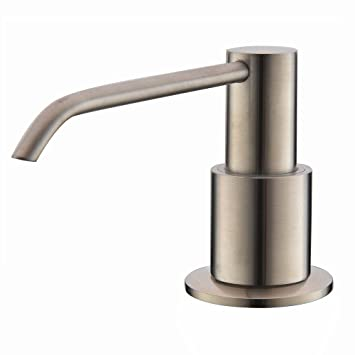 Comllen Commercial Brushed Nickel Stainless Steel Kitchen Sink ...