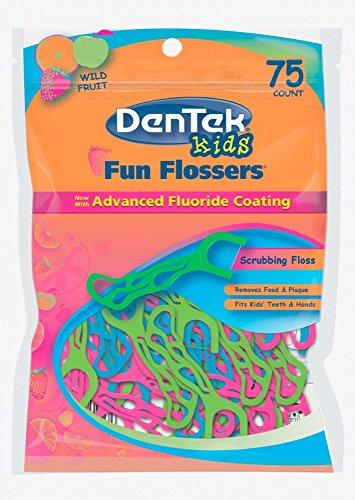 DenTek Flossers Fruit Floss Picks