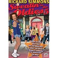 Richard Simmons: Sweatin to the Oldies: Volume 5 [Reino Unido] [DVD]