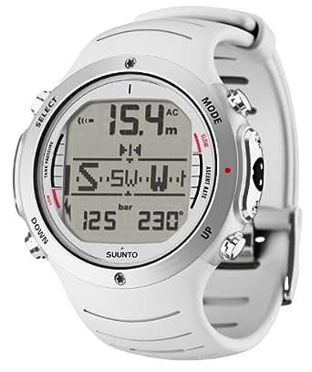 Suunto 2012 13 d6i white diving watch w usb watches - Suunto dive watch ...