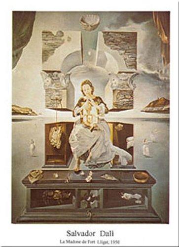 Buyartforless Madonna Di Port Lligat by Salvador Dali 20x16 Art Print Poster
