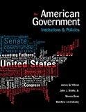 img - for American Government: Institutions and Policies (I Vote for MindTap) book / textbook / text book