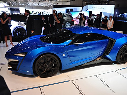 - Lykan HyperSport - The Dream Becomes Reality