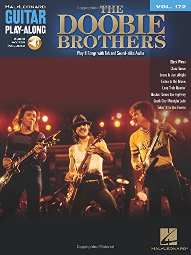 The Doobie Brothers - Guitar Play-Along Vol. 172 (Hal-Leonard Guitar Play-Along)