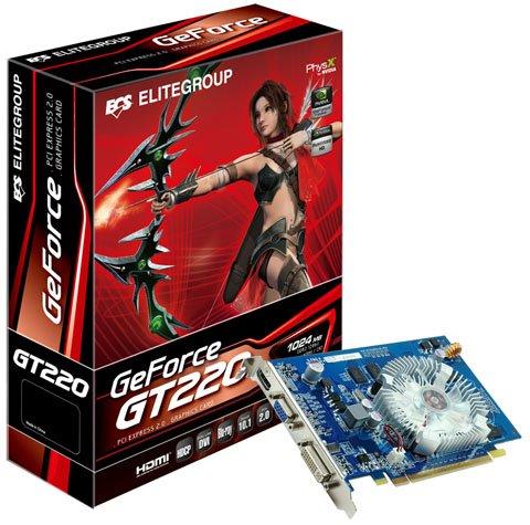 ECS NGT220 1GQS F OCWorkbench ?? ECS NGT220-1GQS-F NVIDIA GT 220 DX10.1 Graphics Card