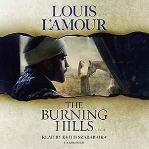 The Burning Hills Audiobook