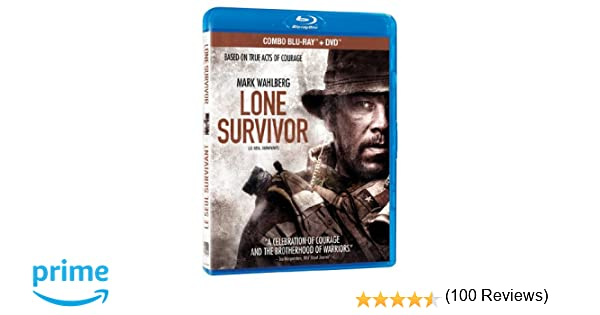 Lone Survivor [Blu-ray + DVD] (Bilingual): Amazon ca: Mark Wahlberg