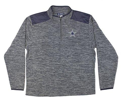 Quarter Zip Microfleece Pullover - 2