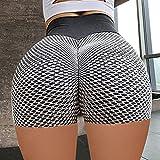 High Waist Sexy Tight Shorts Bodybuilding Yoga