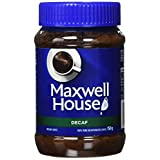 MAXWELL HOUSE Decaffeinated Instant Coffee, 150G