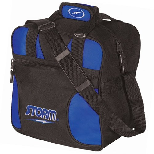 Storm Solo Bowling Bag (1-Ball), Royal for sale  Delivered anywhere in USA