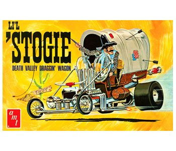Lil Stogie Death Valley Dragger Wagon AMT ()