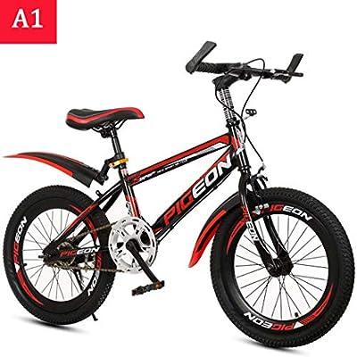 ZTYD De los niños de Bicicletas de 20 Pulgadas de Velocidad ...
