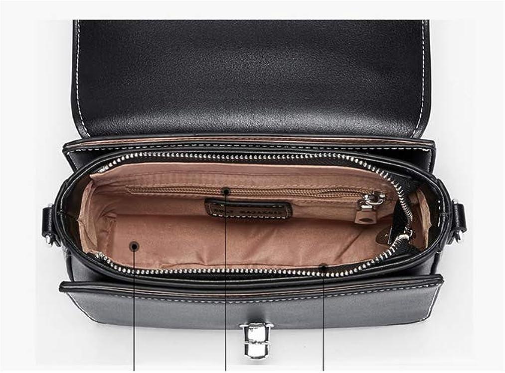 Elegante borsa in pelle tinta unita minimalista, borsa a tracolla Borsa a tracolla per cellulare, adatta per incontri scolastici di lavoro Pink