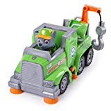 Paw Patrol Rocky's Ultimate Rescue Recycling Truck Moving Crane Flip-Open Ramp