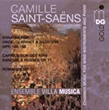 Saint-Saëns: Chamber Music for Wind Instruments