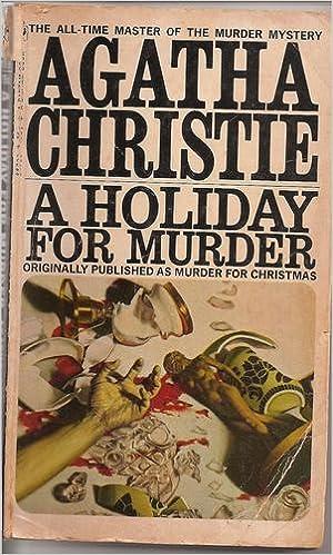Agatha Christie A Holiday For Murder Amazon Books