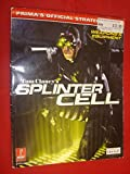 Tom Clancy's Splinter Cell: Official Strategy Guide by Prima Development (2002-11-30)