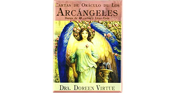 Cartas del oraculo de los arcangeles: Amazon.es: Doreen ...