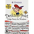 Desktop Poet: Fridge Poetry for Windows