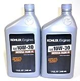 25-357-06 Kohler Command 10W-30 Oil 1 Qt (2pk)