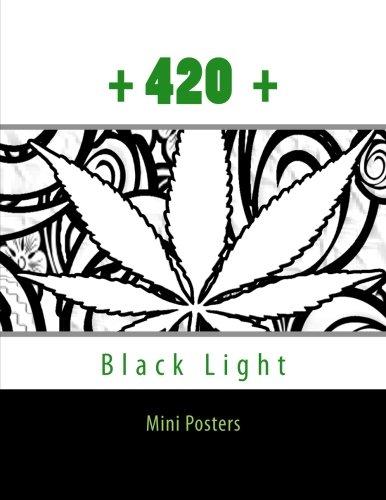 420 Black Light Mini Posters