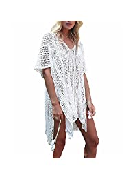 Beach Coverups for Women, Bathing Suit Cover Ups, Swimsuit Cover Up by ALPSAZON