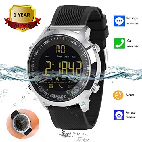 5194c339a25 Bluetooth Smart Watch Waterproof Smartwatch Sports Smart Watches for Men  Women Boys Kids Android iOS iPhone
