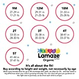 Lamaze Organic Baby Boys' Reusable and Washable
