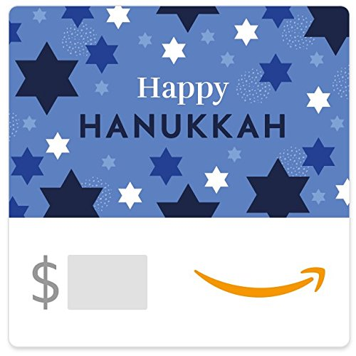 Amazon eGift Card - Hanukkah ()