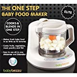 Baby Brezza Elite - One Step Baby Food Maker