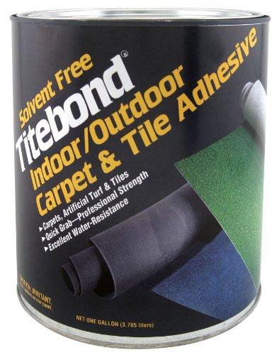 Marine Epoxy Paste (Titebond 5146 1 Gallon Titebond Indoor & Outdoor Carpet & Tile Adhesive)